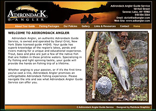 Adirondack Fishing Guide