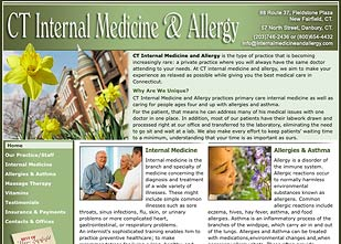 CT Internal Medicine & Allergy
