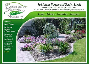 Decorative Gardens & Nursery