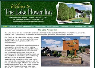 Lake Flower Inn Saranac Lake Lodging
