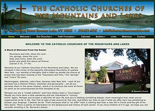 Catholic Churches of the Mountains and Lakes