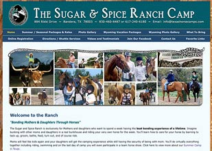 Texas Horse Camps Sugar And Spice Ranch